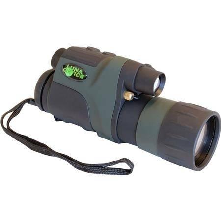 Monoculaire 2X24 Luna Optics Ln-Dm5-Hrv 5 X 50 Ir Day Or Night Vision