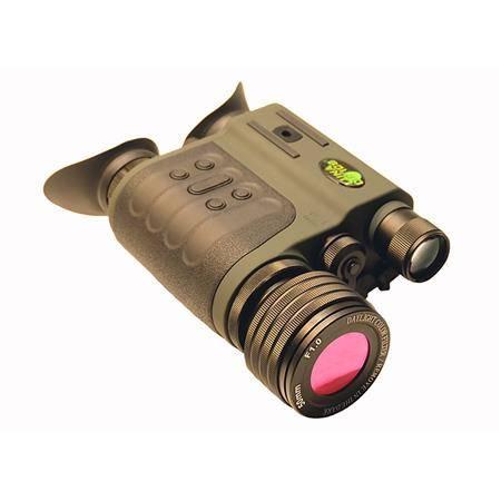 Monoculaire Vision Nocturne 6-30X50 Luna Optics Ln-G2-B50
