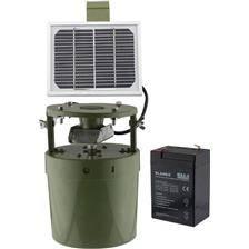 Pack agrainoir solaire automatique europ arm 6 v digital gamme feeder