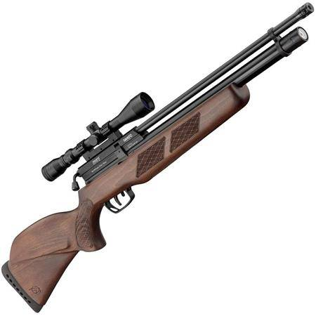 Pack Carabine A Plomb Gamo Coyote Bois + 3-9X40 Wr + Pompe