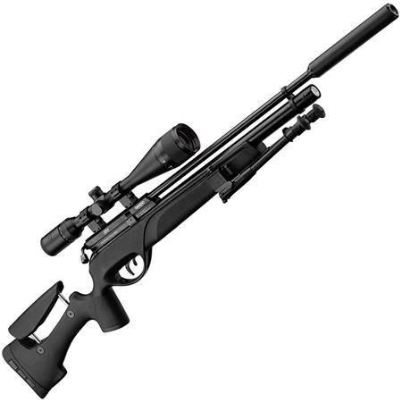 Pack Carabine A Plomb Gamo Hpa Pcp + 6-24X50 + Silencieux + Bipied