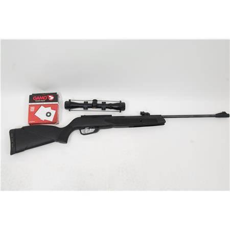 Pack Carabine A Plomb Gamo Pack Noël Black 19,9 J - Packblack