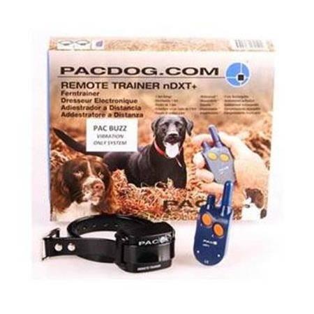 Pack Collier De Dressage Pac Dog Pac Buzz Avec Un Collier Exc7b