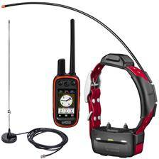 Pack garmin reperage & dressage telecommande alpha 100 et collier tt15 + antenne de toit supra standard + bnc