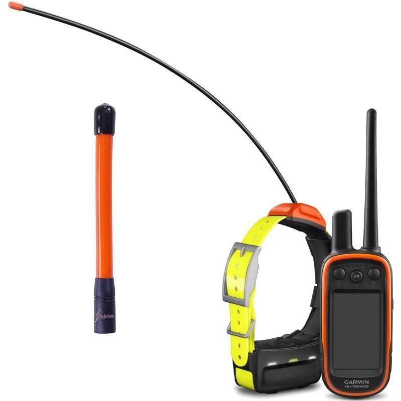 Pack Garmin Reperage Telecommande Alpha 100 Et Collier T5 + Antenne Pour Centrale Omega