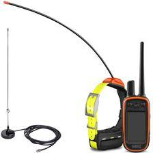 Pack garmin reperage telecommande alpha 100 et collier t5 + antenne de toit supra standard + bnc