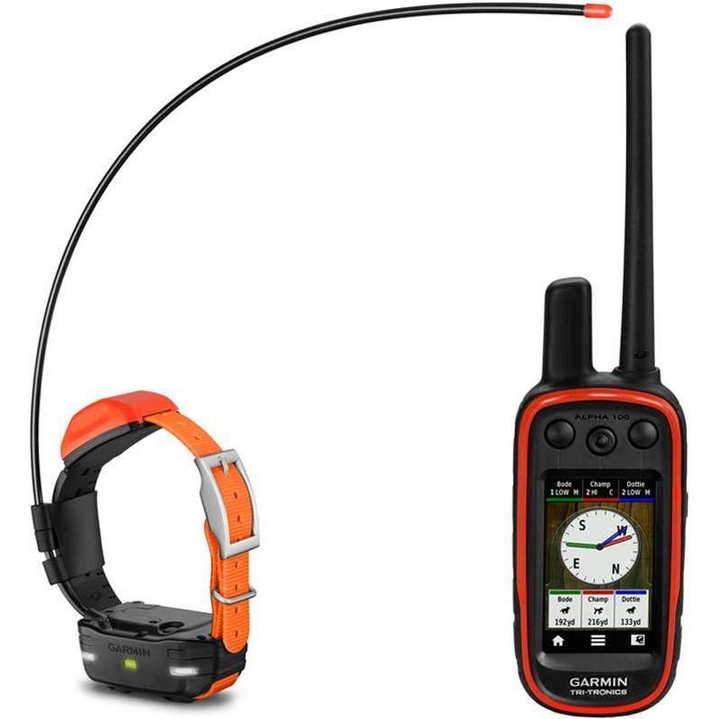 Pack Garmin Reperage Telecommande Alpha 100 Et Collier T5 Mini