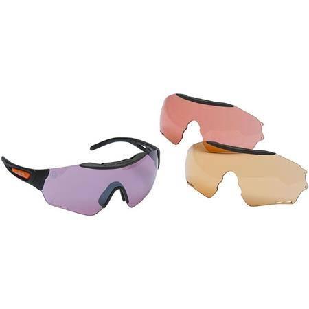 Pack Lunettes De Tir Beretta Puull Eyeglasses Interchangeable