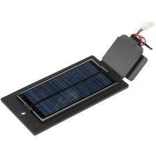 Panneau solaire europ arm pour agrainoir automatique electrique 6 volts