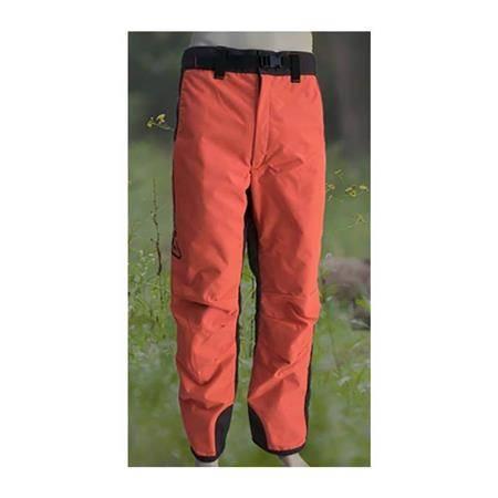 Pantalon De Traque Homme F.P Concepts Cayenne Enduit Devant - Orange/Marron