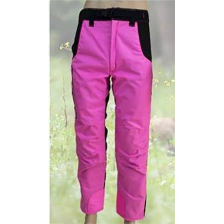 Pantalon De Traque Homme F.P Concepts Cayenne Enduit Devant - Rose