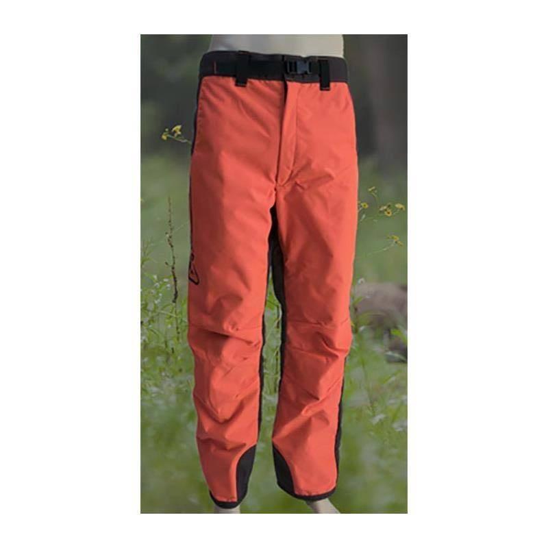 Pantalon De Traque Homme F.P Concepts Cayenne Tout Enduit - Orange/Marron