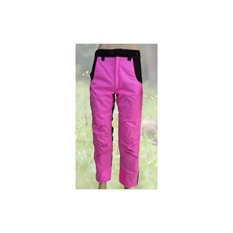 Pantalon De Traque Homme F.P Concepts Cayenne Tout Enduit - Rose