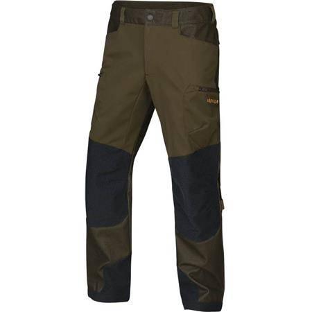 Pantalon De Traque Homme Harkila Mountain Hunter Hybrid - Vert