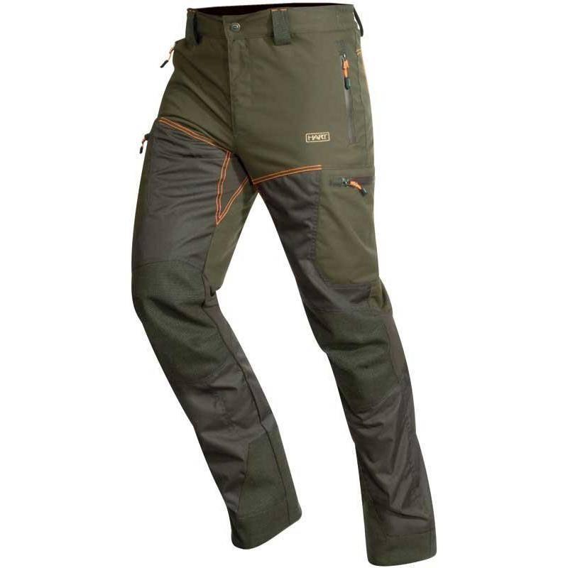Pantalon De Traque Homme Hart Aran-T - Kaki