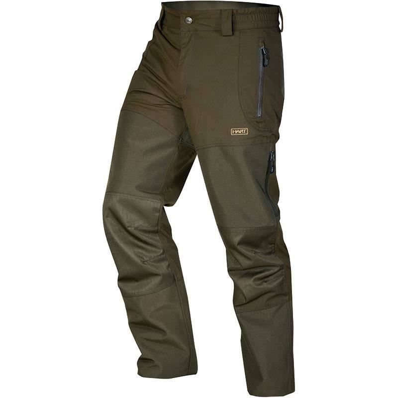 Pantalon De Traque Homme Hart Kurgan-T - Vert