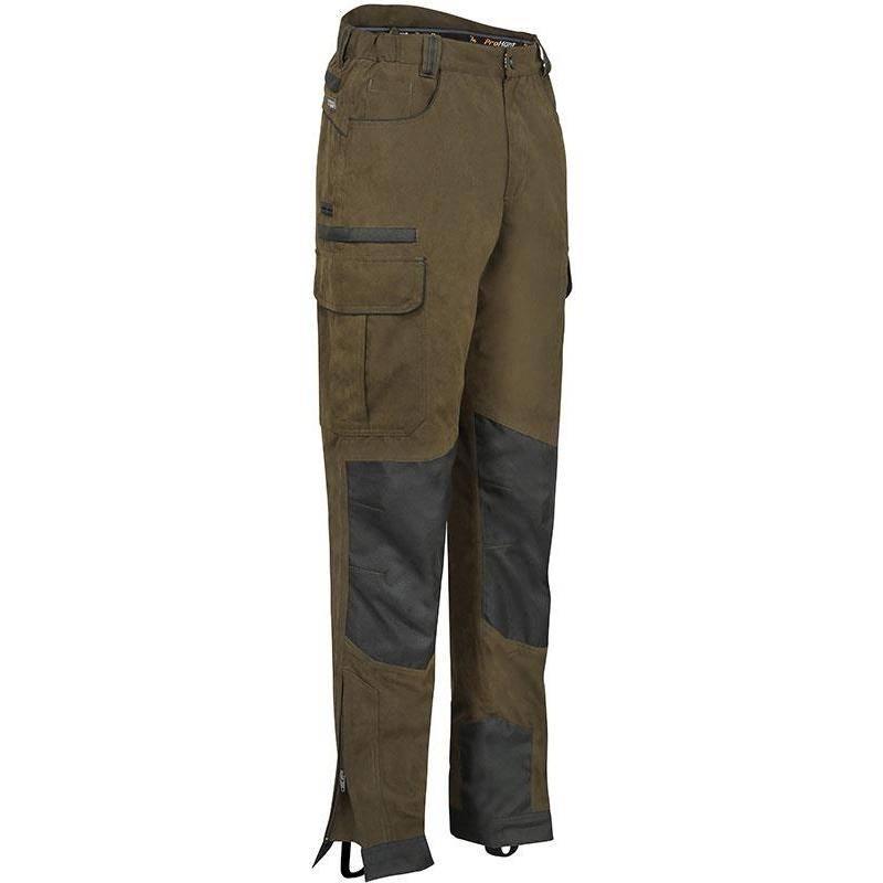 Pantalon De Traque Homme Ligne Verney-Carron Ibex Evo - Kaki/Noir