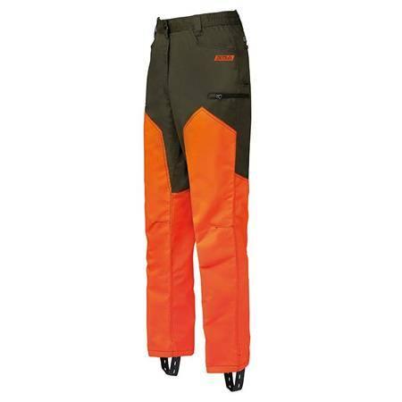 Pantalon De Traque Homme Ligne Verney-Carron - Vert/Orange