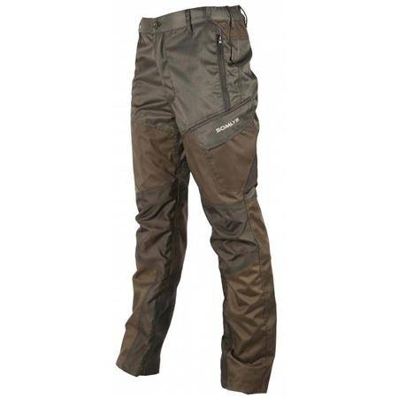 Pantalon De Traque Homme Somlys 585 Cordura Fighters - Marron