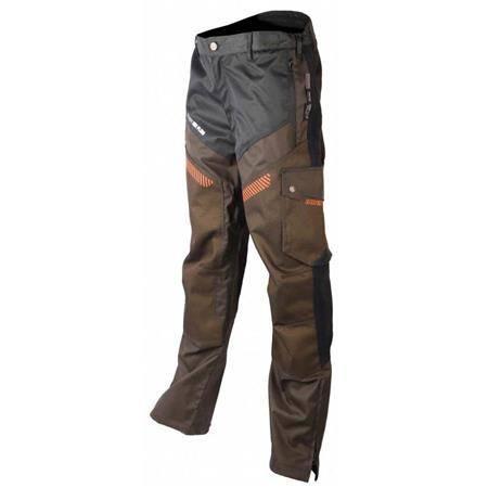 Pantalon De Traque Homme Somlys 587 Indestructor Flex - Marron