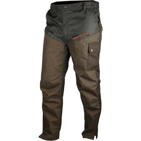 Pantalon De Traque Homme Somlys Indestructor V3 589+ - Vert