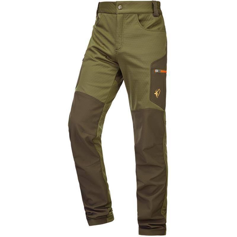 Pantalon De Traque Homme Stagunt Actistretch Pant - Cypress