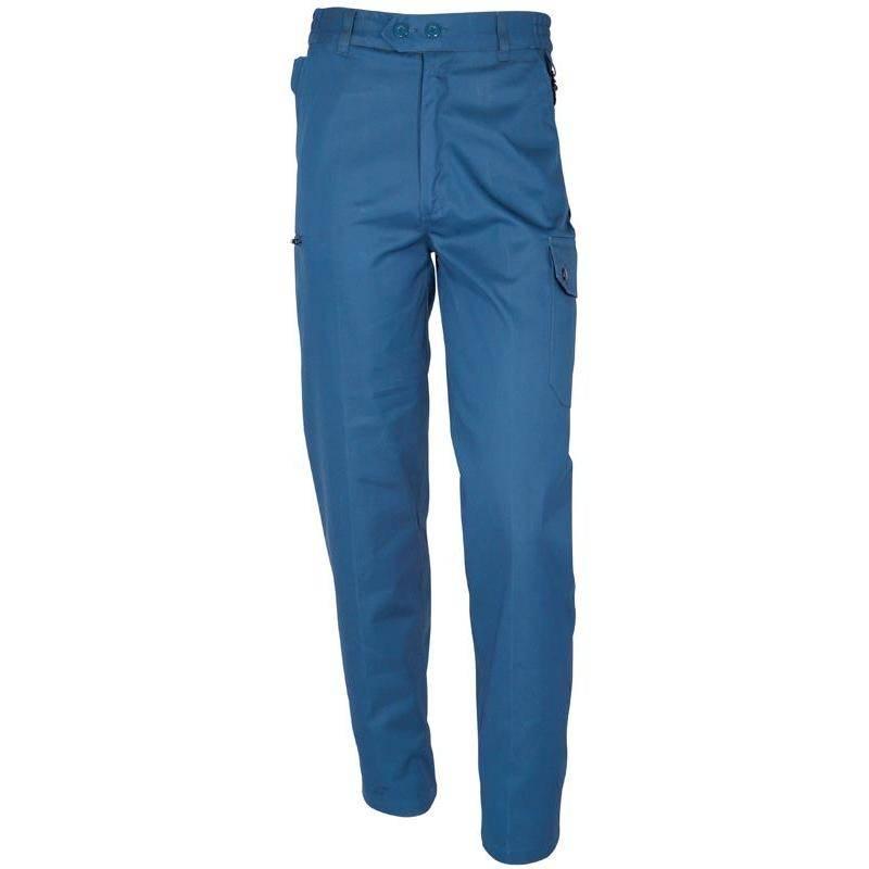 Pantalon De Travail Homme Idaho - Bleu