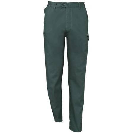 Pantalon De Travail Homme Idaho - Vert