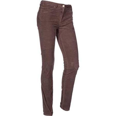 Pantalon Femme Baleno Valerie - Chocolat
