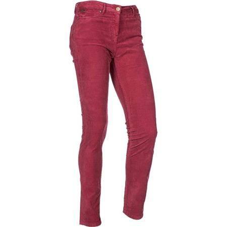 Pantalon Femme Baleno Valerie - Rouge