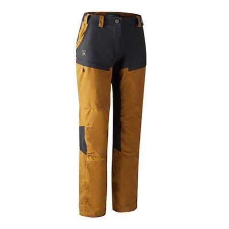 Pantalon Femme Deerhunter Lady Ann - Bronze