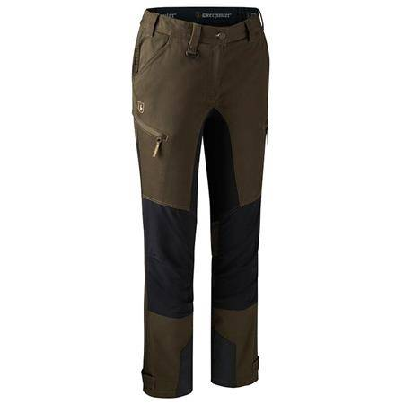 Pantalon Femme Deerhunter Lady Roja - Kaki