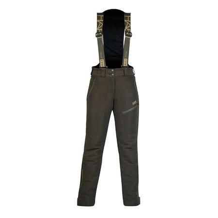 Pantalon Femme Hart Altai-T - Kaki