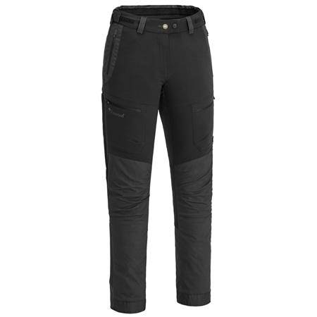 Pantalon Femme Pinewood Finnveden Hybrid Ext Trs Wmn - Noir