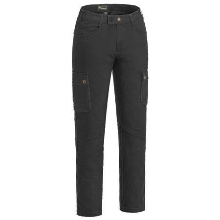Pantalon Femme Pinewood Värnamo/Serengeti Trs Wmn - Anthracite