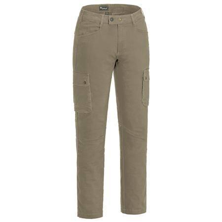 Pantalon Femme Pinewood Värnamo/Serengeti Trs Wmn - Beige
