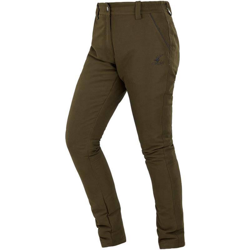 Pantalon Femme Stagunt Ld Peisey Pant - Bison