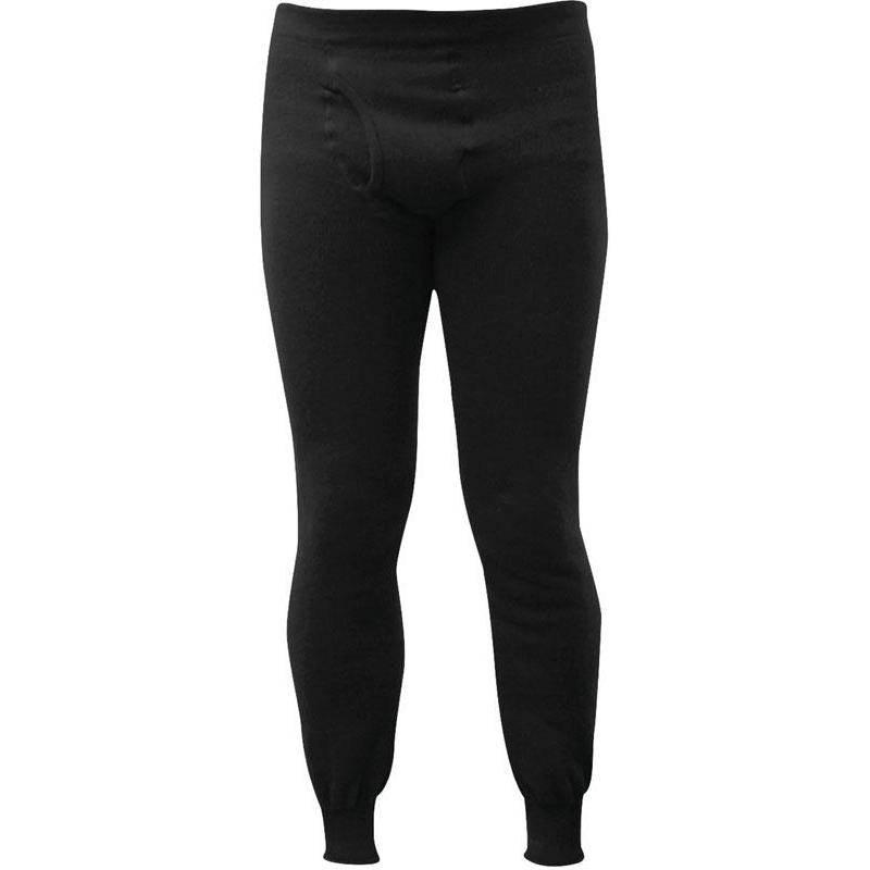 Pantalon Homme Armsco 200G Merinos - Noir