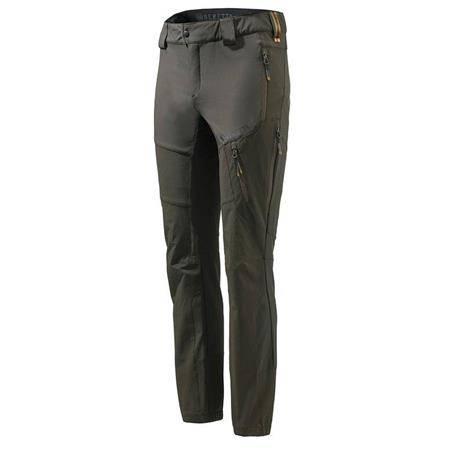 Pantalon Homme Beretta 4 Way Stretch Evo - Marron