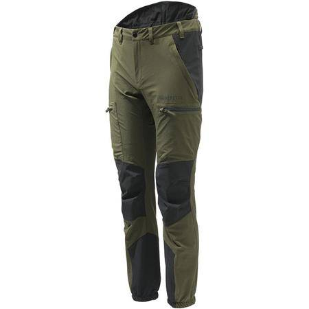 PANTALON HOMME BERETTA 4 WAY STRETCH PRO PANTS - VERT