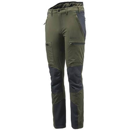 Pantalon Homme Beretta Light 4 Way Stretch Pants - Vert