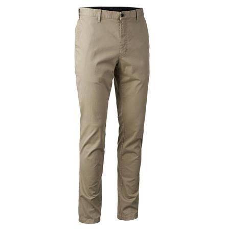 Pantalon Homme Deerhunter Casual - Beige