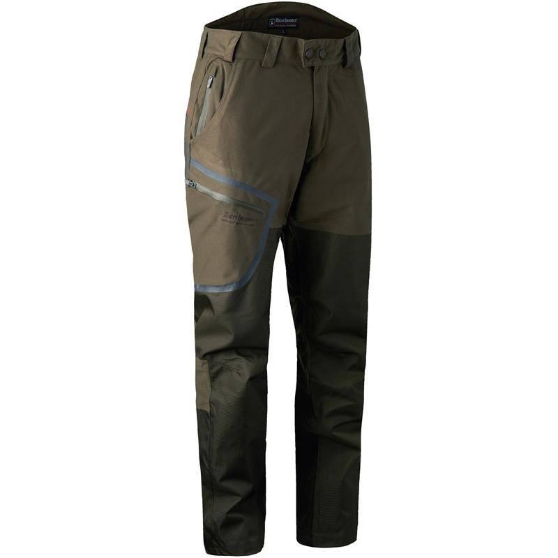 Pantalon Homme Deerhunter Cumberland Hitena Trousers - Dark Elm
