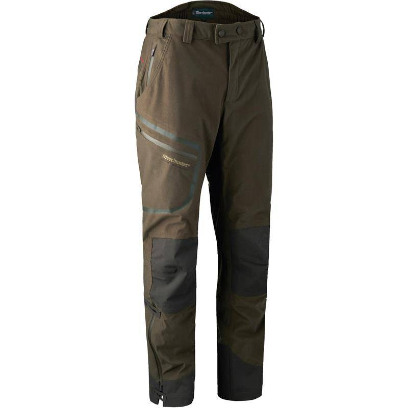 PANTALON HOMME DEERHUNTER CUMBERLAND TROUSERS - DARK ELM - XL