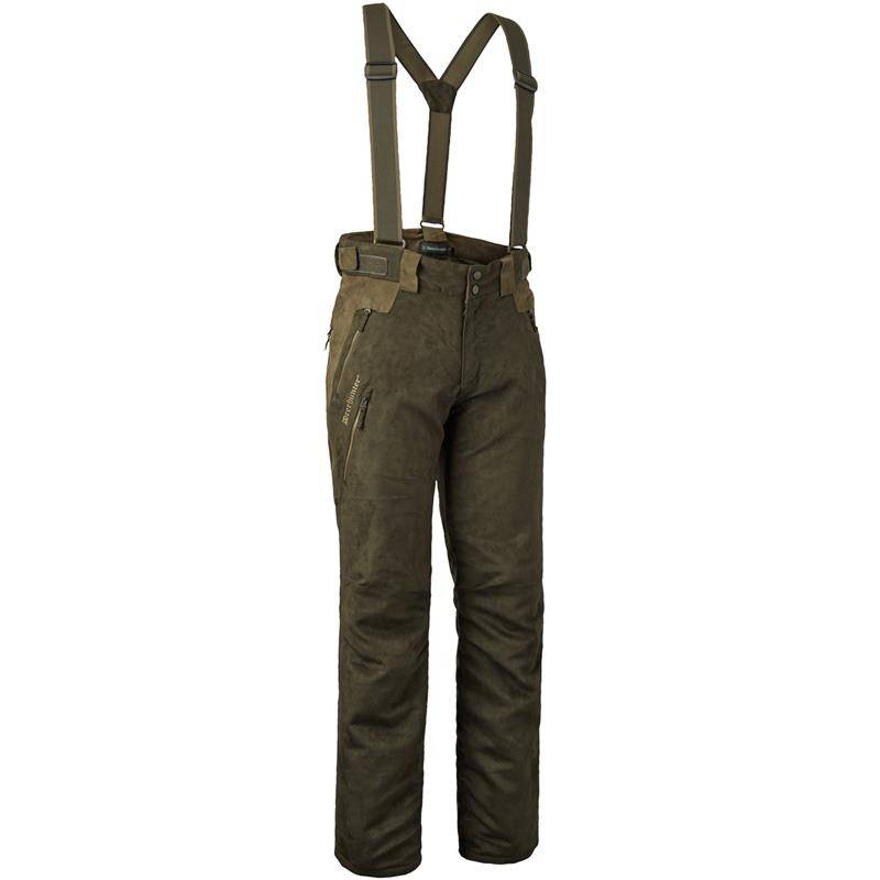 PANTALON HOMME DEERHUNTER DEER TROUSERS - PEAT - 50