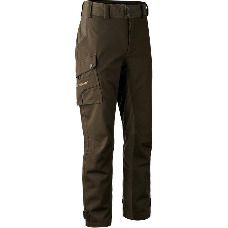 PANTALON HOMME DEERHUNTER MUFLON LIGHT TROUSERS - VERT - 50