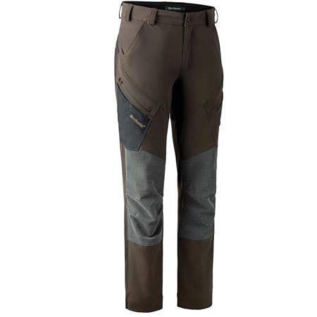 Pantalon Homme Deerhunter Northward - Marron