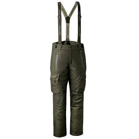 Pantalon Homme Deerhunter Ram Winter - Vert