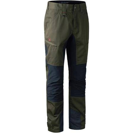 PANTALON HOMME DEERHUNTER ROGALAND STRETCH TROUSERS CONTRAST - ADVENTURE GREEN
