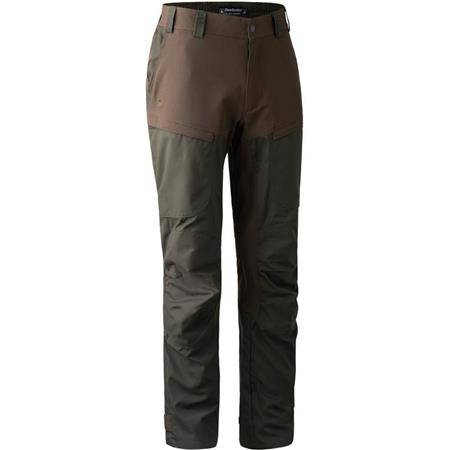 PANTALON HOMME DEERHUNTER STRIKE TROUSERS - DEEP GREEN